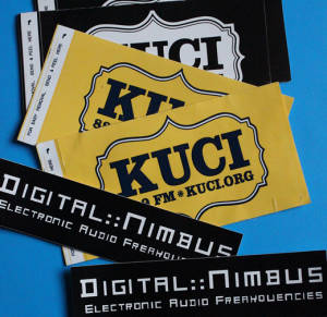 Digital::Nimbus & KUCI stickers
