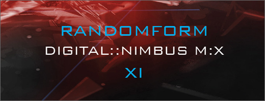 Playlist #575 feat. Randomform M:X No:11